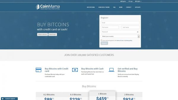 coinmama reviews