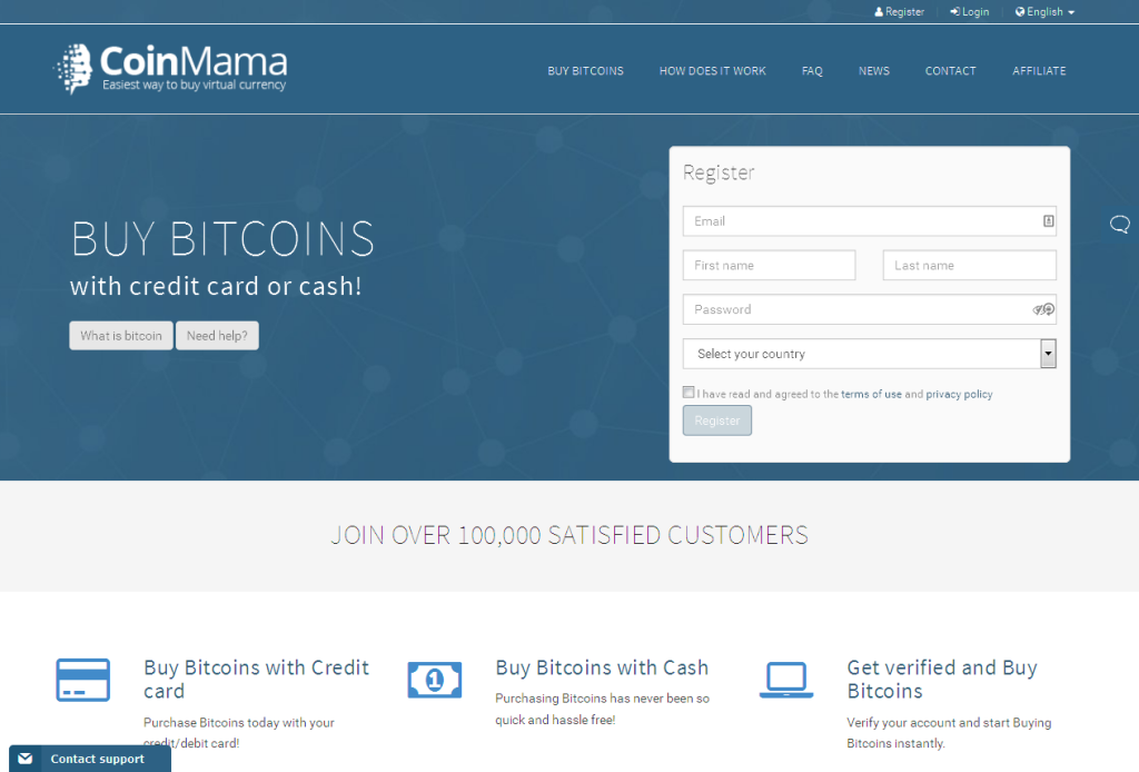 CoinMama.com Review