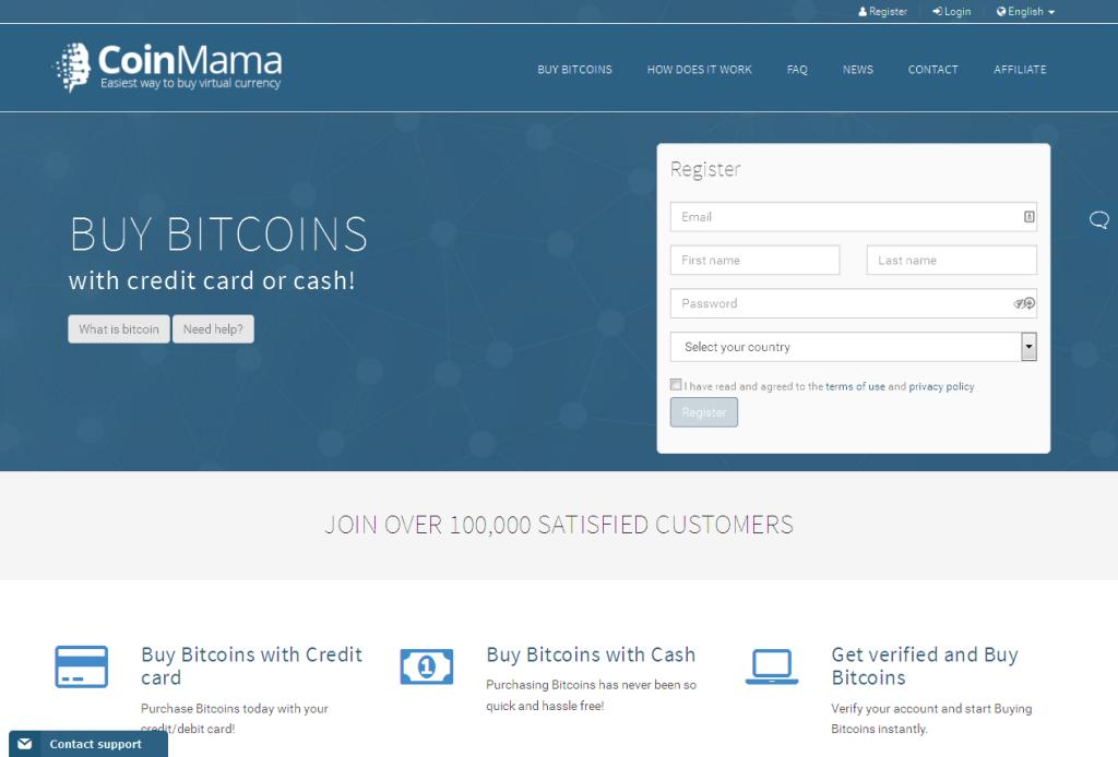 CoinMama.com Review