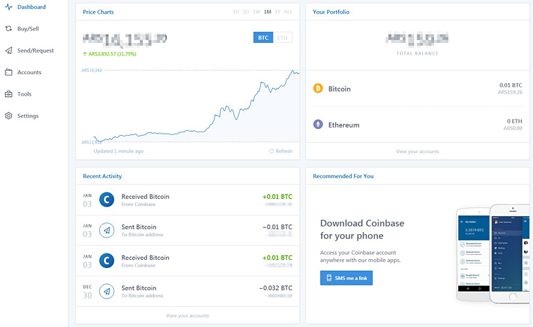 Coinbase review buy bitcoins with credit card coinbase interface ccuart Images