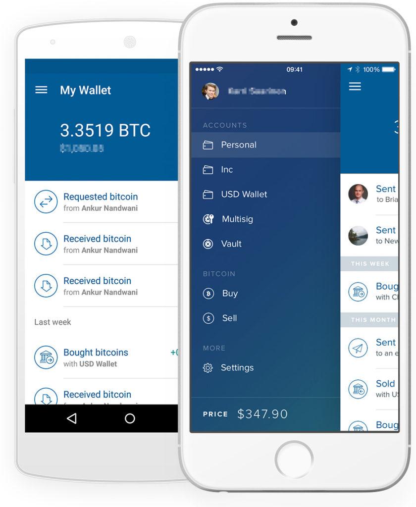 coinbase mobile-app