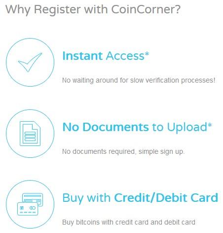 coincorner register
